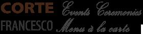 Corte Francesco Ristorante a la carte matrimoni Brescia